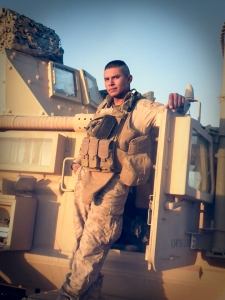 Sgt Cesar B. Ruiz Nov 27 1982 - Oct 31 2009